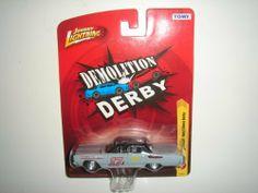 2011 Johnny Lightning R19 Demolition Derby 1967 Plymouth Fury II Demo Derby Grey/Black by Tomy. $18.88. Release 19. 1:64