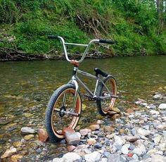 ODI Longneck Lock-on Grips Vert Dirt Jumping Park Street Mountain  BMX