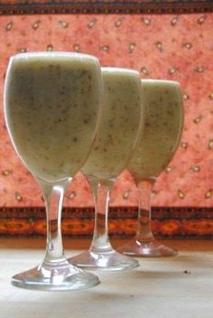 The Morning After Smoothie - Bananas And Dates