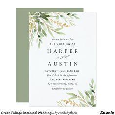 wedding invitations with hearts