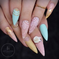 See this Instagram photo by @getbuffednails • 3,927 likes
