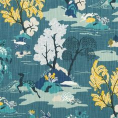Exceptional peacock drapery and upholstery fabric by Robert Allen. Item 254878. Lowest prices and fast free shipping on Robert Allen fabrics. Strictly 1st Quality. Search thousands of patterns. Width 55 inches. Swatches available.