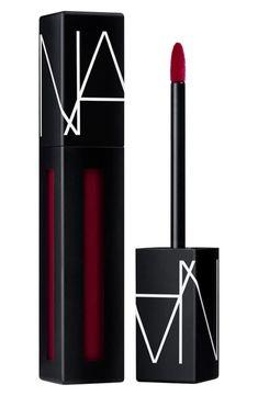 Nars Powermatte Lip Pigment - Light My Fire Best Matte Liquid Lipstick, Best Lipsticks, Real Techniques, Lipstick Colors, Lip Colors, Lipstick Shades, Makeup Lipstick, Nars Cosmetics, Concealer