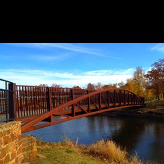 Bridge at Lake Park, Claremore, OK