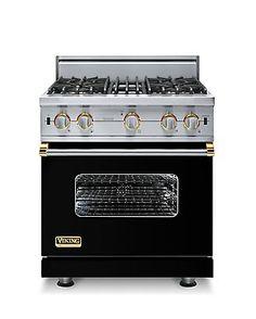 Custom 30 Inch Sealed Burner Gas Range - Viking Range Corporation
