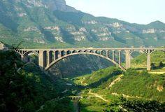 Gigantes do Mundo: Maior ponte de alvenaria de mundo