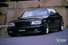 Mercedes-Benz S-Klasse Limousine - Tuner - Wald International Mercedes W140, Mercedes Benz 190, Benz S500, Maybach, Limousine, Classic Cars, Classic Auto, Cars And Motorcycles, Luxury Cars