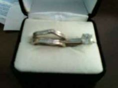 Diamond Ring w/enhancer - $2400 (Cincinnati)