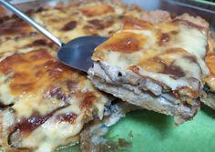 Lasagna, Stuffed Mushrooms, Ethnic Recipes, Food, Stuff Mushrooms, Essen, Meals, Yemek, Lasagne