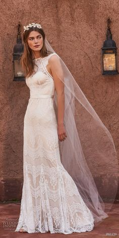 BHLDN's Neo-Bohemian Wedding Dresses