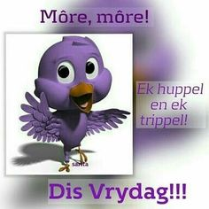 Goeie More, Thank You Lord, Special Quotes, Happy Birthday Wishes, Disney Characters, Fictional Characters, Afrikaans, Cards, Van