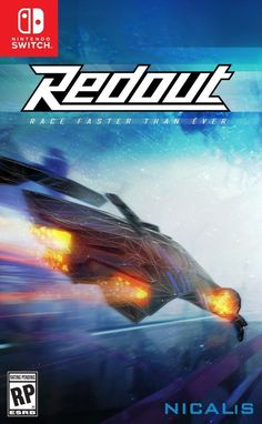 Redout - Nintendo Switch [Pre-Order]