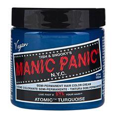 Manic Panic Hair Dye - Atomic Turquoise