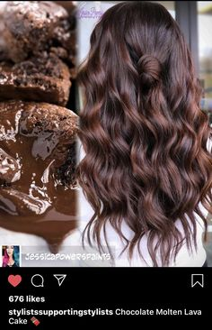 Cute Hairstyles, Wedding Hairstyles, Hairstyles Pictures, Hair Inspo, Hair Inspiration, Tangled Hair, Lava Cakes, Hair Dos, Fall Hair