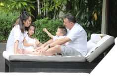 Before the year is over, carve out time for your nearest and dearest.  I'm planning a family vacation this weekend!   #Singapore #hotel #resort #Asia #family #vacation #CapellaSingapore #kids