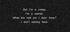 radiohead ~ creep
