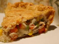 How To Cook » Thick and Creamy Pheasant, Turkey, or Chicken Pot Pie | On The Grill | Recipes