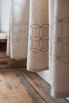 Sashiko embroidery tutorial - tutorial de bordado japonés sashiko