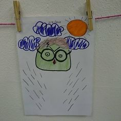 """""""Angry Potter Harry Bird, (M., 10 anos)  #cursododaltoncrianças"""""""