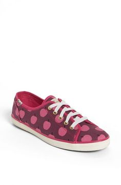Keds® for kate spade new york 'kick' sneaker available at #Nordstrom
