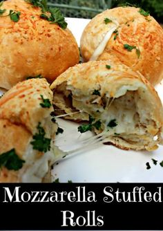 mozzarella stuffed rolls. Make sure to follow cause we post alot of food recipes and DIY we post Food and drinks gifts animals and pets and sometimes art and of course Diy and crafts films music garden hair and beauty and make up health and fitness and yes we do post women's fashion sometimes and even wedding ideas travel and sport science and nature products and photography outdoors and indoors men's fashion too postersand illustration funny and humor and even home doctors history and…