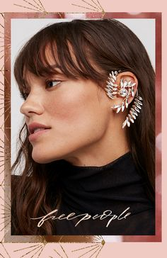 Shop rhinestone earrings and more sparkly jewelry