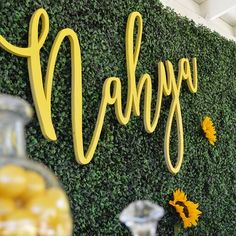inspired birthday party for princess ANDREA❤️🎀 Sunflower Party, Dessert Table, Create, Desserts, Instagram, Tailgate Desserts, Deserts, Bar Cart, Postres