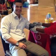 Imagine everyone's delight when Mr SA John Owens orchestrated a Blood Drive for Jordan at Glenburn Lodge.