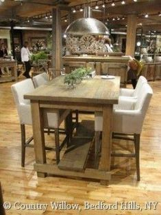 bar height kitchen table counter island go to new heights with these 7 dining tables image result for rectangle do it yourself chairsfordiningtable
