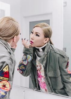 [INTERVIEW] April 15, 2015 FADER: Meet CL the K-Pop Star Who-s Actually About to Crossover