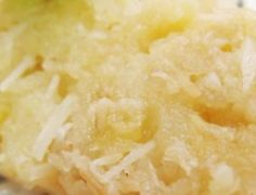 Bolo Cremoso de Abacaxi - Ideal Receitas