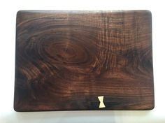 Large black walnut serving board an incredible texture by TwinswoodStudio on Etsy
