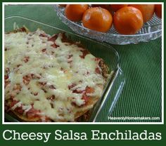 This recipe could NOT get any easier, especially if I already have a big batch of homemade tortillas in my fridge ready to go. These enchiladascan also be made with corn tortillas if you have a gluten intolerance or if you just like corn tortillas better. Layered Cheesy Salsa Enchiladas 1pound ground beef sea salt …