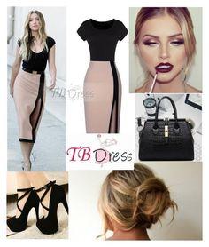 """TBDRESS 1/30"" by antonija2807 ❤ liked on Polyvore featuring dress, women and tbdress"
