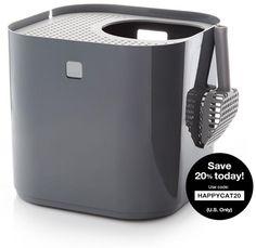 Modkat Litter Box - Grey