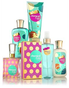 Bath and Body Works - Charmed Life! Smells great!!! Wish it wasn't discontinued. :(