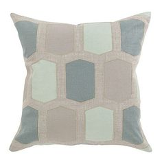 V Rugs & Home Lillien Pillow  found on Layla Grayce #laylagrayce #neutral #pillow