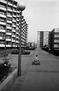 Berlin 1970 Neubau 0006
