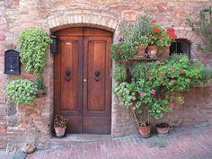 Mailboxes- San Gimignano(Tuscany), Italy