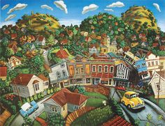Steven Sacatos - Auckland - Ponsonby Grey Lynn view