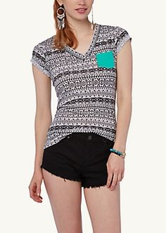 Girls Basic Tops | rue21