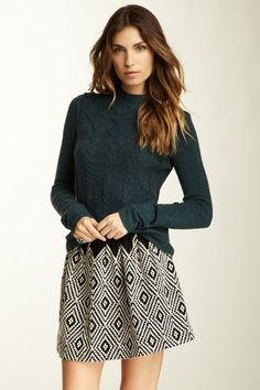 Free People Snuggle Stretch Sweater