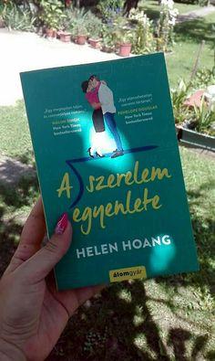 Helen Hoang: A szerelem egyenlete Book Worms, Films, Cover, Books, Movies, Libros, Book, Cinema, Movie