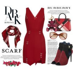 How To Wear Scarf Outfit Idea 2017 - Fashion Trends Ready To Wear For Plus Size, Curvy Women Over 20, 30, 40, 50