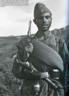 "Waffen SS - SS Albanese della Waffen SS Gebirgs Division ""Handschar"""