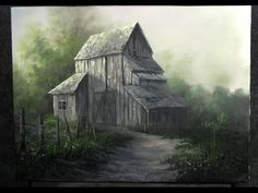 Paint with Kevin Hill - Old Weathered Barn ★ || CHARACTER DESIGN REFERENCES (https://www.facebook.com/CharacterDesignReferences & https://www.pinterest.com/characterdesigh) • Love Character Design? Join the #CDChallenge (link→ https://www.facebook.com/groups/CharacterDesignChallenge) Share your unique vision of a theme, promote your art in a community of over 25.000 artists! || ★