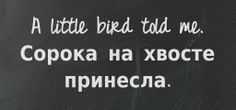 """English - Russian Proverbs and Sayings"", $6.99   http://www.amazon.com/English-Russian-Proverbs-Ally-Parks/dp/1484152093/   This quote courtesy of @Pinstamatic (http://pinstamatic.com)"