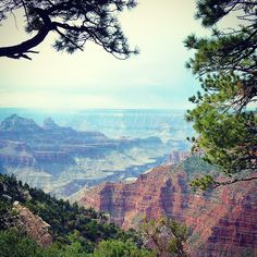 Grand Canyon / 6 day Canyons and National Parks itinerary from Las Vegas / A Globe Well Travelled