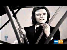 Camilo Sesto y sus mejores canciones para disfrutarlo en vivo.