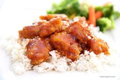 Skip the take out and make this delicious sweet and sour chicken recipe at home! The sweet and sour sauce is absolutely to die for. Serve with rice and fresh vegetables for the perfect dinner! Carne En Trocitos, Chicken Recipes At Home, Recipe Chicken, Sweet Sour Chicken, Dijon Chicken, Orange Chicken, Pesto Chicken, Baked Chicken, Asian Recipes